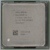Procesador intel Pentium 4, 1.70Ghz/256/400 socket 478 SL5TK