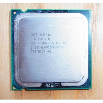 Procesador intel Pentium D 925, 3.00Ghz / 4M / 800 socket 775 SL9KA