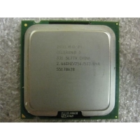 Procesador intel Celeron D 331, 2.66Ghz / 256 / 533 socket 775 SL7TV