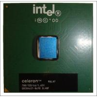 Procesador intel Celeron 700 / 128 / 66 / 1.65V 700Mhz socket 370