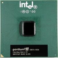 Procesador intel Pentium III 733 Mhz / 256 / 133 / 1.7V socket 370
