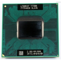 Procesador intel Core 2 Duo T7300 2.00Ghz / 4M / 800 socket P SLA45