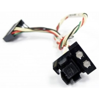 Cable interruptor y leds frontal HP Compaq D530  239074-004