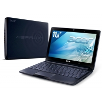 "Portátil Acer Aspire One 722-C62kk AMD Dual-Core 2GB 320GB 11.6"" Windows 7 64bits"