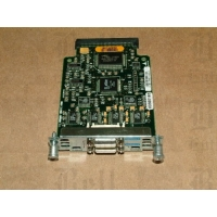 Cisco 800-03181-01F0 2-port serial wan expansion module ADAPTER CARD