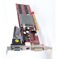 ATI/AMD Radeon 9250 Pro 128MB DDR 64bit AGP8x VGA/DVI/SVideo