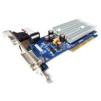 NVIDIA GeForce 6200 256MB DDR2 64bit AGP8x VGA/DVI/SVideo