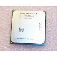 Procesador AMD Athlon 64 3000+, 1.8 GHz ADA3000DAA4BP socket 939
