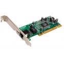 Tarjeta de red PCI Ethernet 10/100 Mbps Realtek