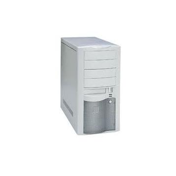 Caja minitorre AT con fuente