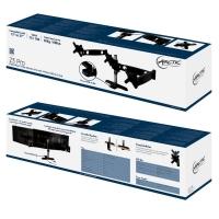 Brazo para 3 monitores Arctic Z3 Pro con hub USB 3.0 de 4 puertos
