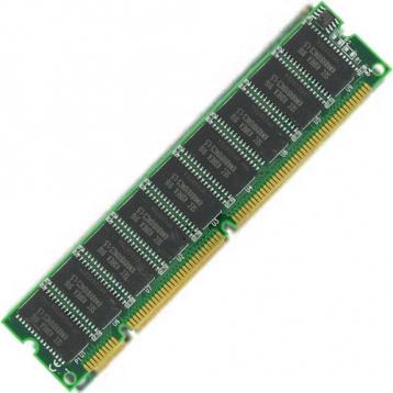 Memoria 128MB SDRAM PC100/133 DIMM