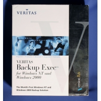 Veritas Backup Exec version 8.6 English Francais Deutsc Español Italiano