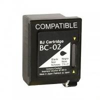 Cartuchos tinta NEGRO CANON BC-02 compatible