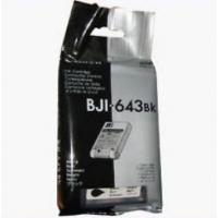 Cartucho tinta negro CANON BJI-643BK original 29ml REF.F47-0081-500