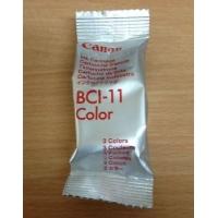 Cartucho tinta color BCI-11C CANON impresora portátil