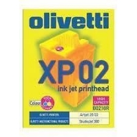 Cartucho tinta OLIVETTI ArtJet 20/22 StudioJet300 referencia XP02