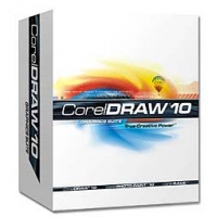 Corel Draw 10 Graphics Suite completo en ESPAÑOL