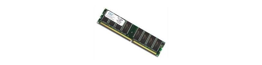 Memoria RAM de ocasión, DIMM, SDRAM, DDR, DDR2, DDR3