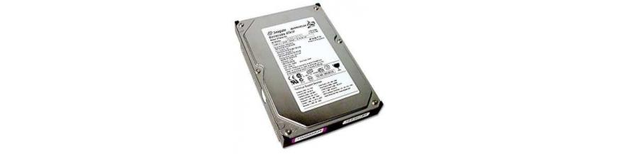 Discos duros IDE, SATA, SCSI