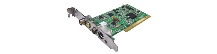 Tarjetas de TV / Captura de video PCI