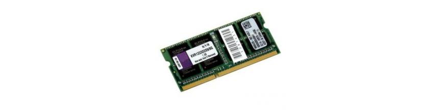 Memoria RAM de portatil de ocasión, SDRAM, DDR, DDR2, DDR3