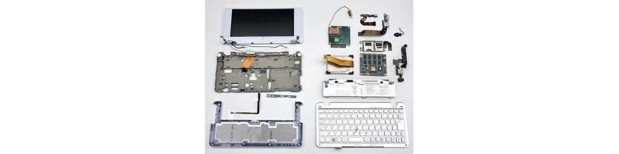 Despieces varios de componentes de portatil de ocasión